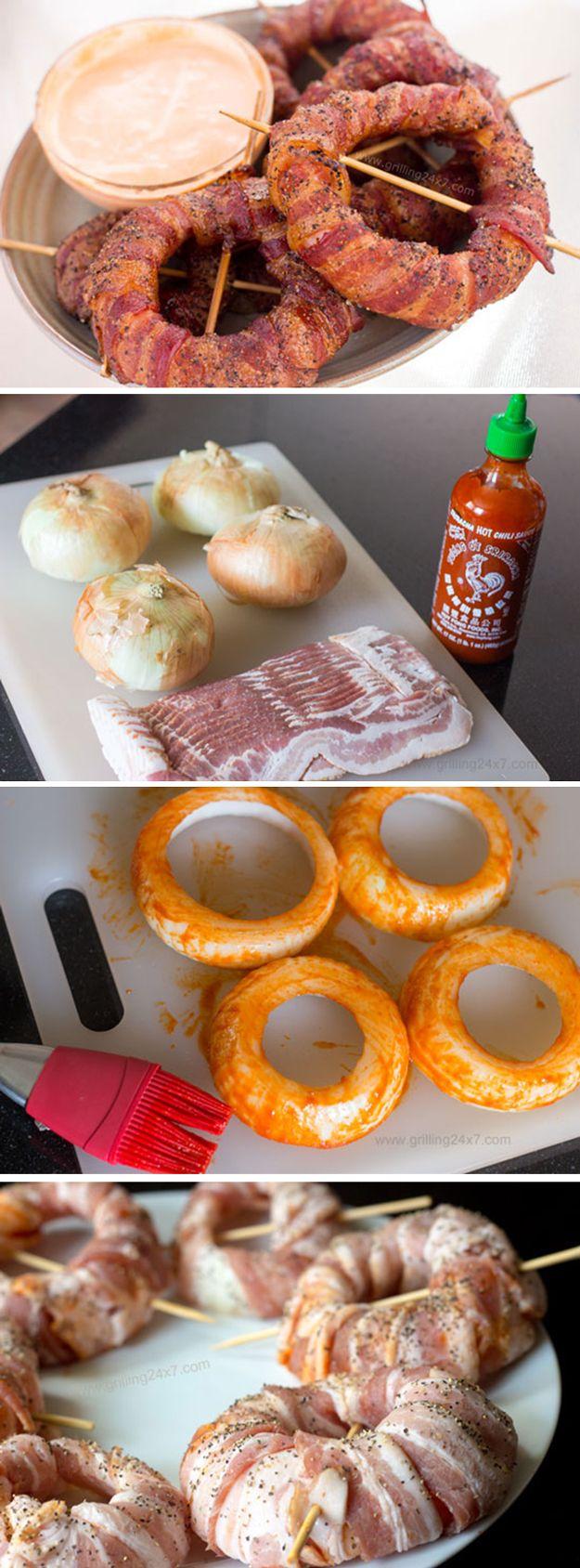 Recetas simples hechos en casa a la parrilla para barbacoa | http://artesaniasdebricolaje.ru/diy-recipes-bbq-ideas/
