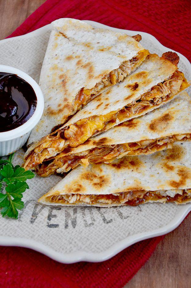 Pollo BBQ Receta Fácil y barato | http://artesaniasdebricolaje.ru/diy-recipes-bbq-ideas/