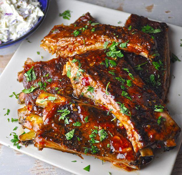 Boca de riego ideas de recetas de cerdo BBQ | http://artesaniasdebricolaje.ru/diy-recipes-bbq-ideas/