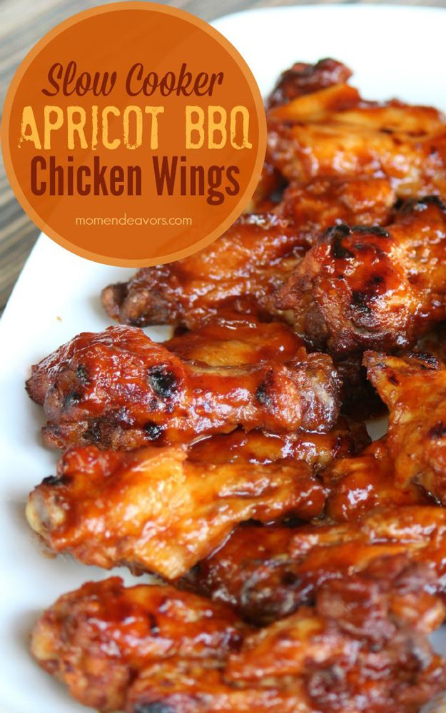 Mejores Ideas BBQ Chicken Wings Receta | http://artesaniasdebricolaje.ru/diy-recipes-bbq-ideas/
