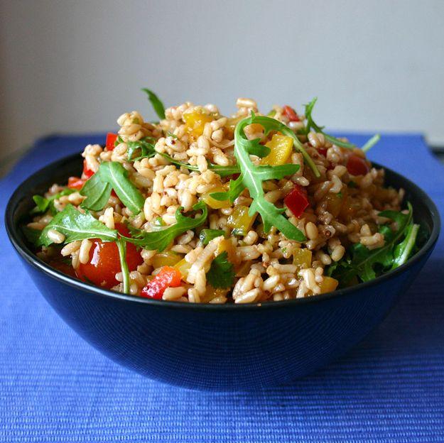 Ideas fáciles receta de ensalada de barbacoa | http://artesaniasdebricolaje.ru/diy-recipes-bbq-ideas/