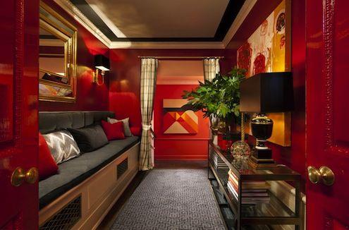 cuarto rojo