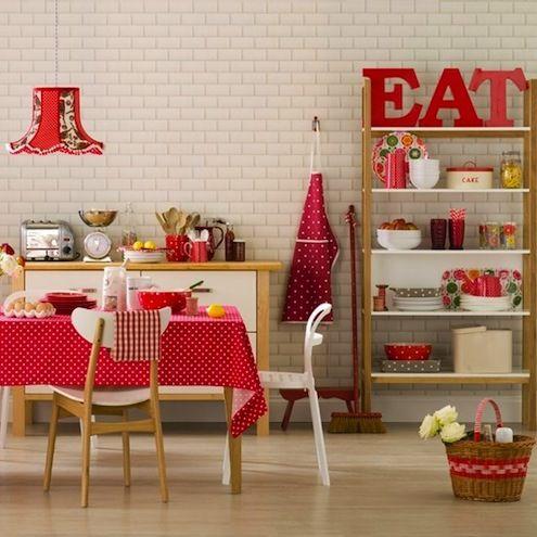 -cocina roja