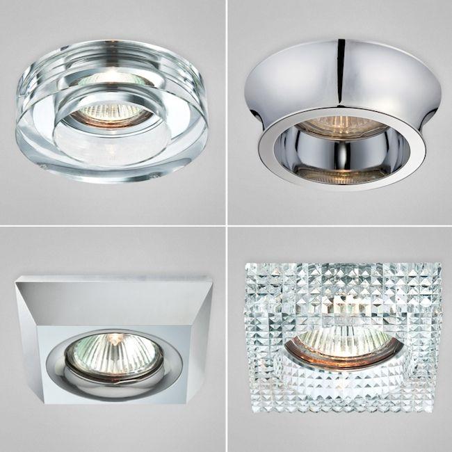 Instalación de Lámparas empotradas - Recorte
