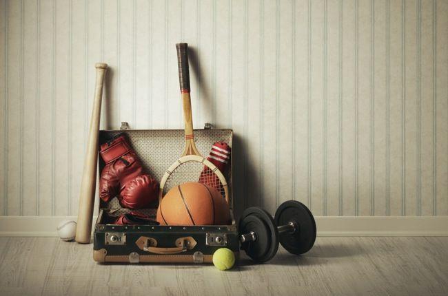 Fotografía - 5 maneras a Clutter claras Summer Sports