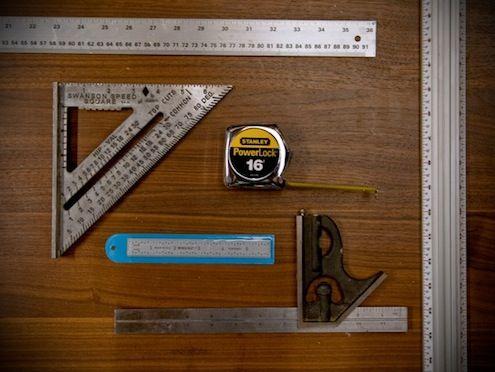 Fotografía - 7 Herramientas de medida esencial para cualquier empleo
