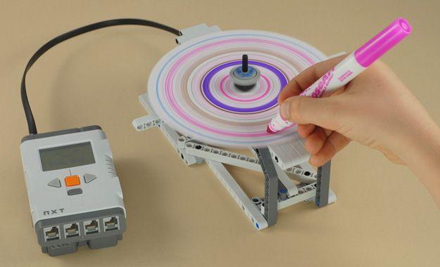Diversión DIY Lego Mindstorm Tutoriales | http://artesaniasdebricolaje.ru/9-diy-lego-mindstorms-ideas/