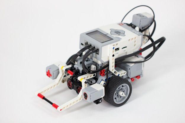 Enfriar DIY Lego Mindstorm Ideas y Proyectos | http://artesaniasdebricolaje.ru/9-diy-lego-mindstorms-ideas/