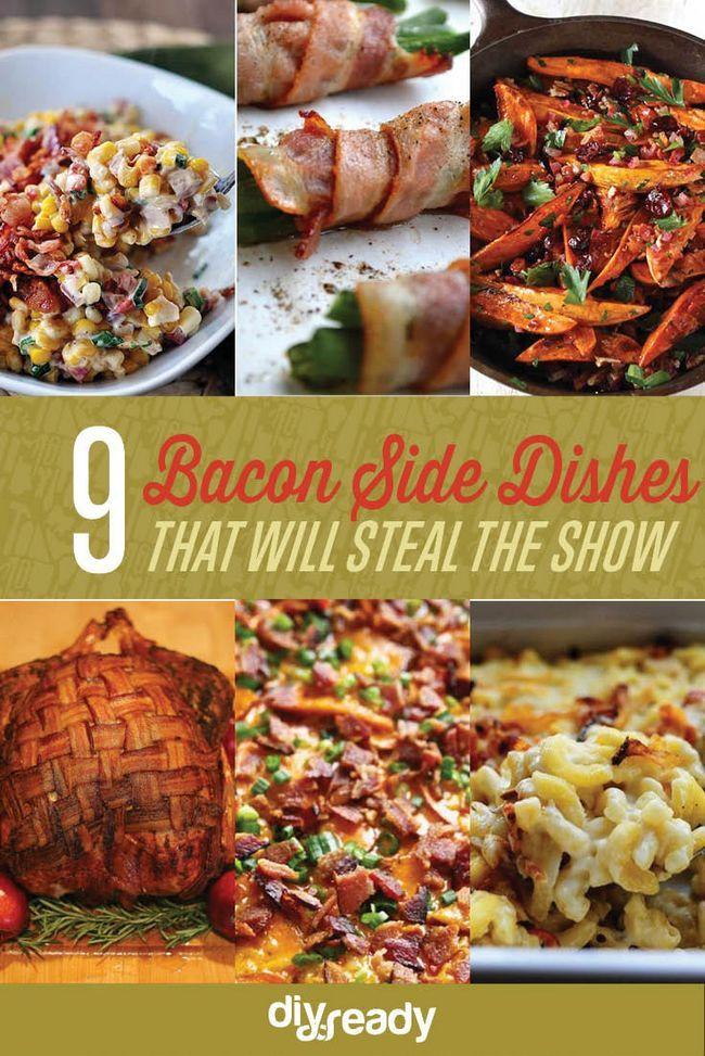 9 Platos de Acción de Gracias secundarios con tocino que robarán el Show, echarle un vistazo en http://artesaniasdebricolaje.ru/9-thanksgiving-side-dishes-with-bacon-that-will-steal-the-show