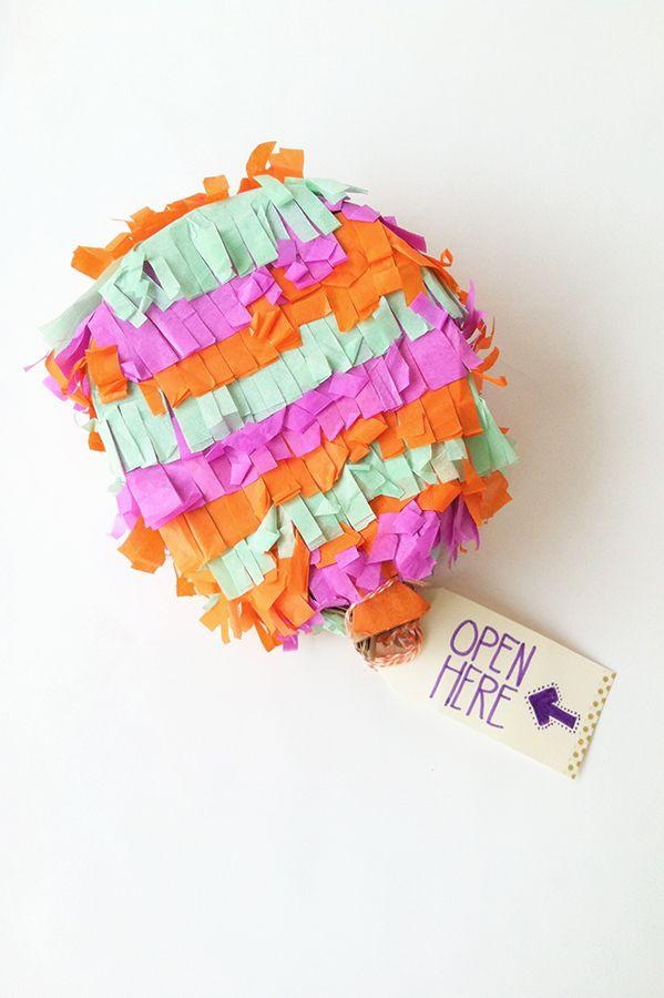 DIY Globo Piñata