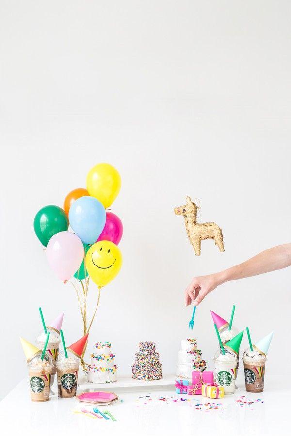Fotografía - A nadie Poco Partido Nunca Hurt: cómo organizar una mini fiesta!