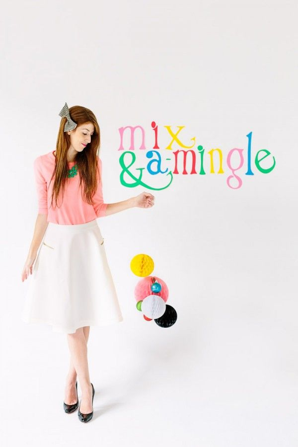 DIY Mix & A-Mingle vacaciones Entrar