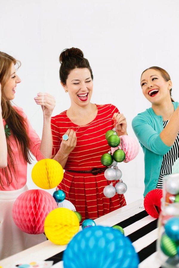 Cómo recibir una artesanía celebración de días festivos