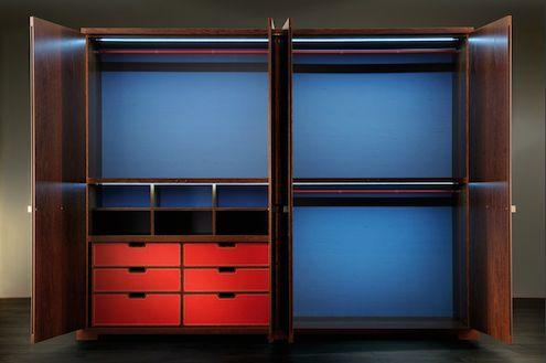 Fotografía - Adición de un armario donde no lo hay