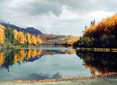 Alaska Carreteras paisajísticas
