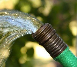 La elección de una manguera de jardín - Acoplamientos de latón