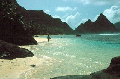 Parque Nacional de Samoa Americana
