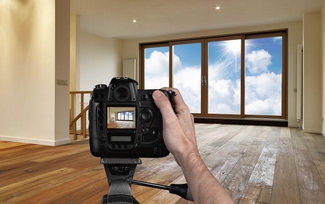 Fotografía - Contratar a un fotógrafo Si usted quiere vender su casa