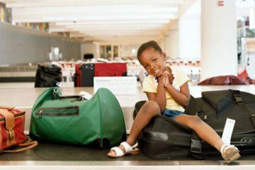 Fotografía - Son vuelos de la mañana o vuelos nocturnos mejor para los niños?