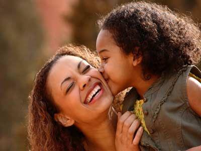 hija de madre feliz