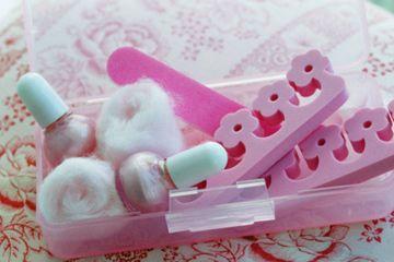 Fotografía - ¿Son los productos químicos utilizados en los salones de uñas malo para usted?
