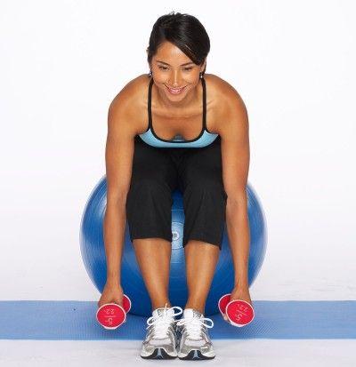 Fotografía - Volver ejercicios de fortalecimiento