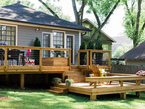 Fotografía - Las cubiertas del patio trasero