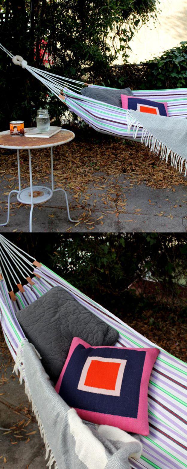 Baratos bricolaje Ideas del patio trasero en un presupuesto | artesaniasdebricolaje.ru/diy-projects-backyard-furniture/