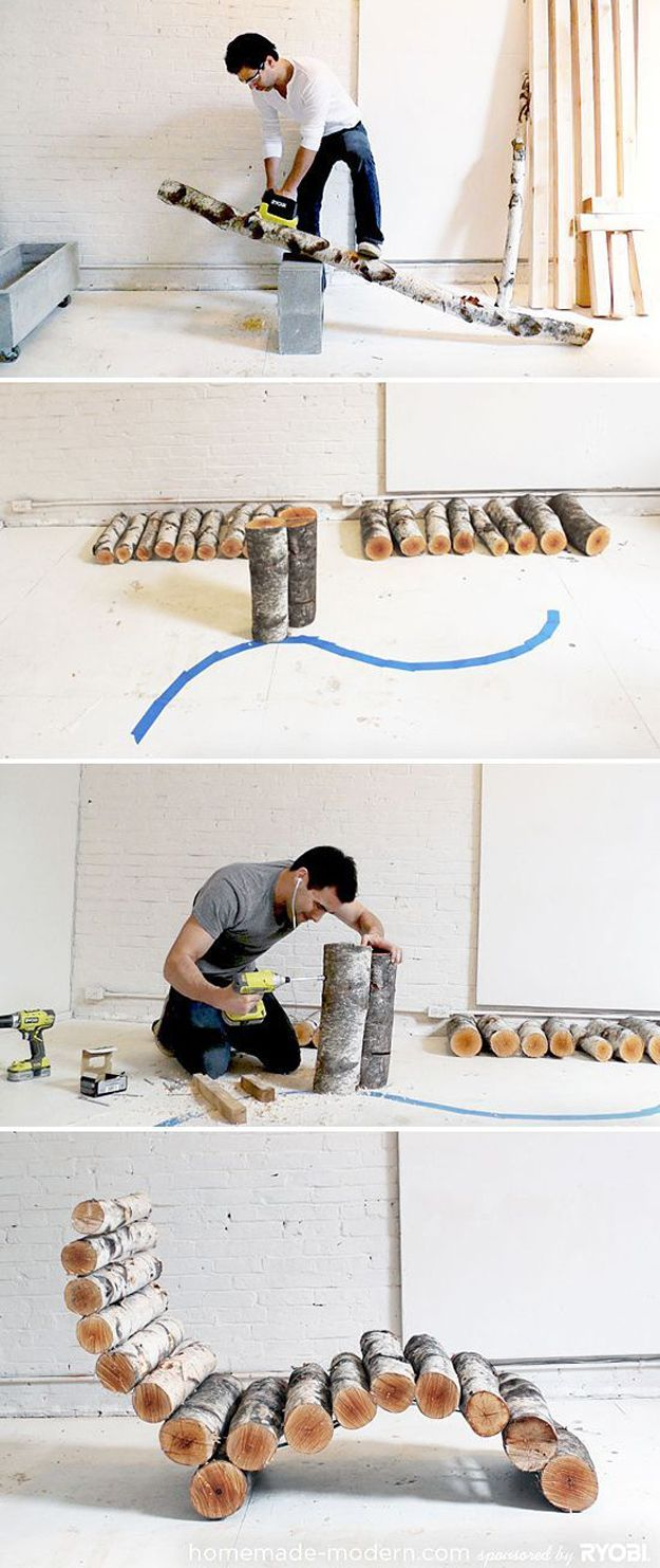Barato Idea DIY Backyard Muebles | artesaniasdebricolaje.ru/diy-projects-backyard-furniture/
