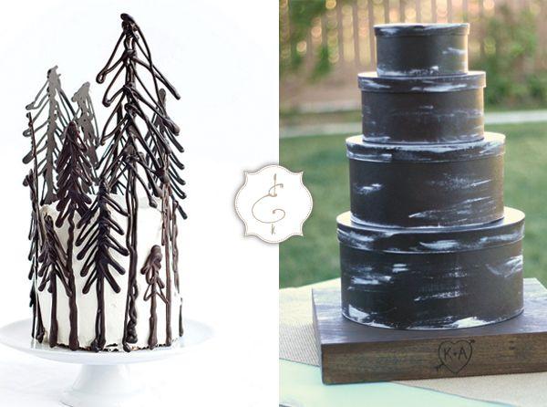 hornear-este-comprar-que-negro-bosque-cake-monogram-madera-cake stand-