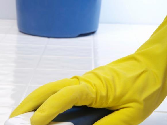 Fotografía - Secretos de limpieza de baño de los profesionales