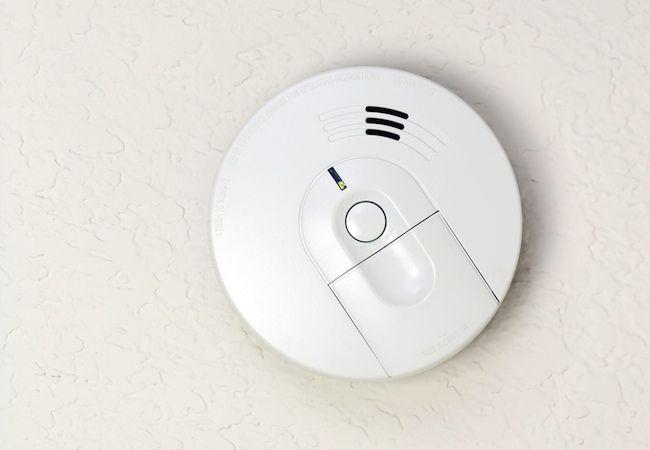 Fotografía - Beep, Beep, Beep: Silencio del detector de humo mal funcionamiento