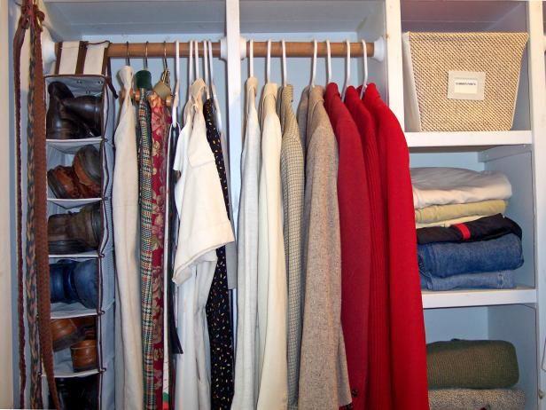 Fotografía - Detrás de las puertas del armario: cambios de imagen 4 armario