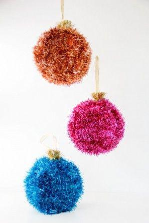 DIY Ornamento Piñatas