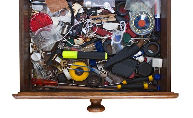 Fotografía - Bob Vila Radio: Junk Drawer Clutter
