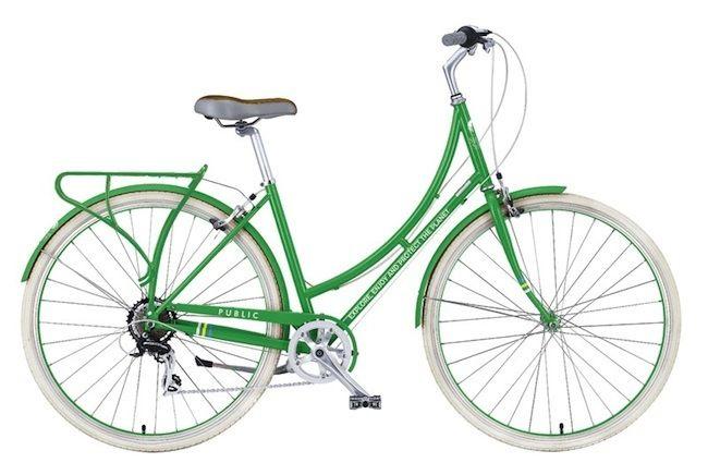 Sierra Club bicicleta pública