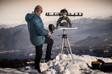 Fotografía - Drones se pueden utilizar para la búsqueda y rescate?
