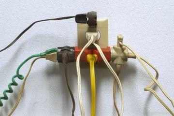 ¿Puede una antigua casa de manejar el proceso de carga de un plug-in de coche híbrido?