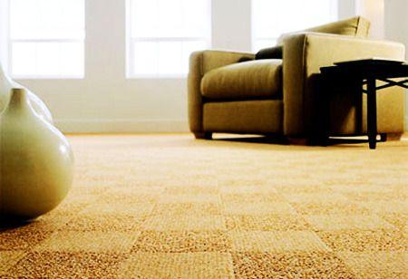 Tejido de alfombra