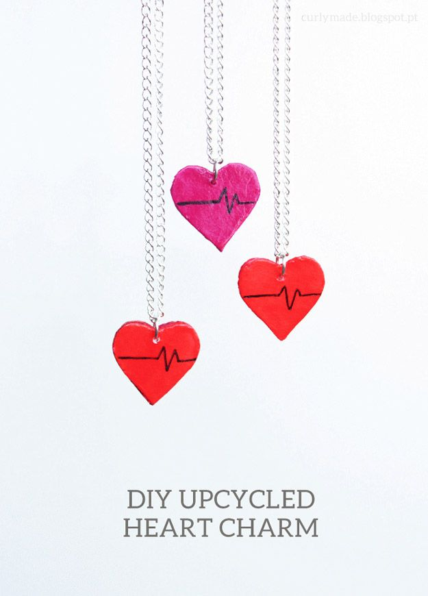 Ideas del regalo DIY para Chicas | http://artesaniasdebricolaje.ru/cheap-diy-jewelry-projects-for-girls/