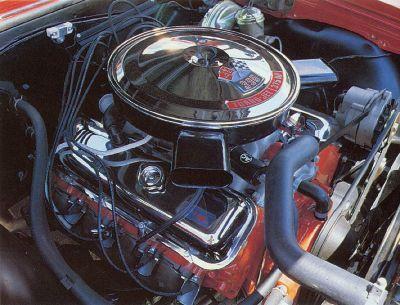 1965 Chevrolet Chevelle SS 396