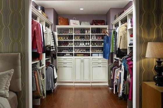 Fotografía - Organización Closet 101