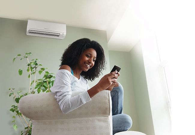 Fotografía - Control completo: Ajuste la temperatura en el hogar No importa dónde usted está