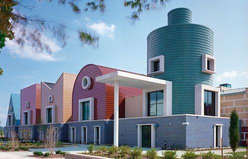 Michael Graves Arquitecto - St Coletta School