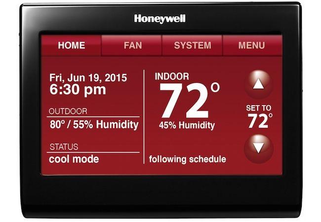 Fotografía - Controlar la temperatura de su hogar-desde cualquier lugar