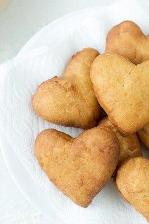 Cómo hacer Corazón Donuts