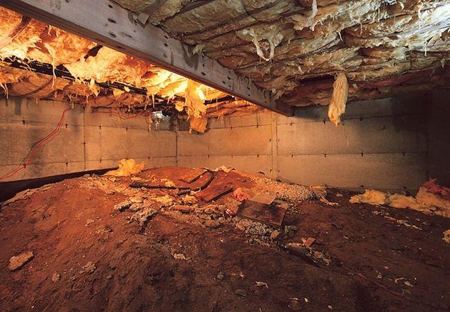 Fotografía - Convertir su espacio del arrastre en un área de almacenamiento