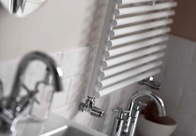 Fotografía - Cozy espacios clave con radiadores de la toalla Europea-Style