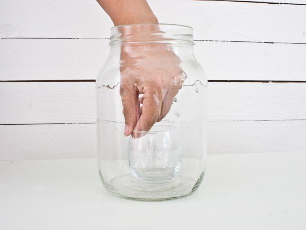 Fotografía - Crear faroles de cristal para el patio trasero