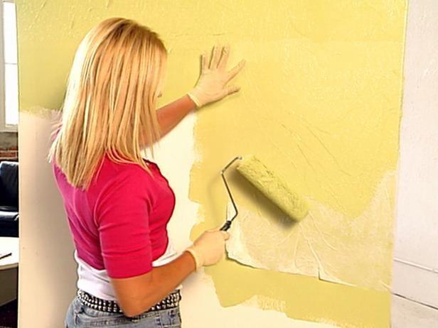 Fotografía - Técnicas de pintura decorativa